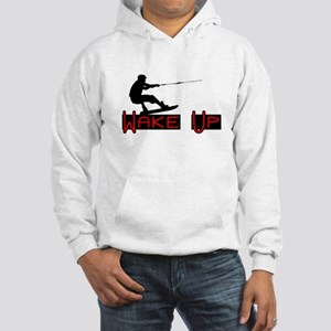 Wake Up 1 Hooded Sweatshirt